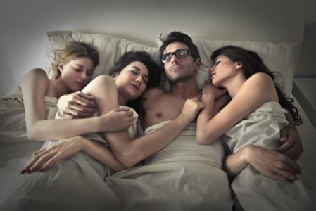 Why married couples prefer a threesome sexual lifestyle more and more